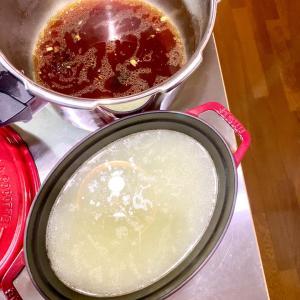 【節約レシピ】豚軟骨の八角煮 ★ オススメの圧力鍋