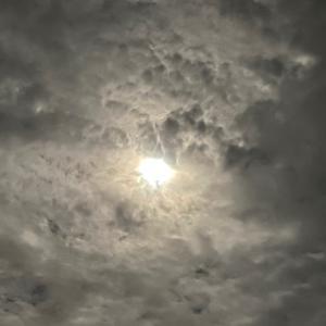 パワフルな中秋の名月