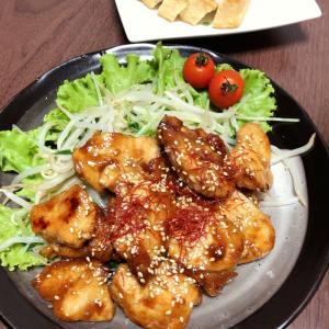 『リメイクドリア・鶏の照り焼き』作ってみたぁ~。By yu→