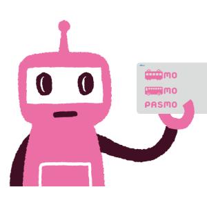 【マイナポイント予約開始】スマホ古いと意外な落とし穴、ピンクのロボが救世主??【結局PASMO】