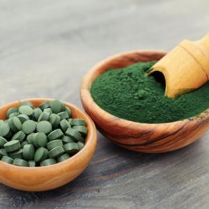 地球上で最も栄養価が高い食べ物「スピルリナ!」