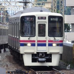 【鉄道写真】ラッシュ時は渋滞!?京王笹塚駅(2020年7月19日撮影)