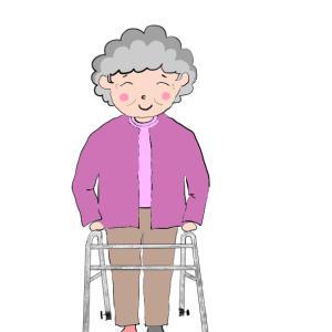 在宅介護しながら、老けにひっかかる。