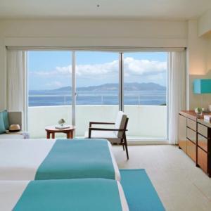 沖縄本島オーシャンビューでおすすめのホテル