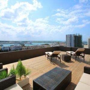 石垣島ホテル ククル  離島ターミナルが徒歩圏内  市内を一望できるククルテラスが人気