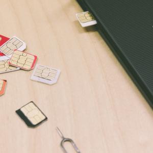 【2020年版】タイのSIMカードはどれがいいの?ツーリストSIMカード