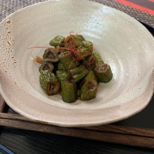 料理:カリカリきゅうり漬け、他漬物