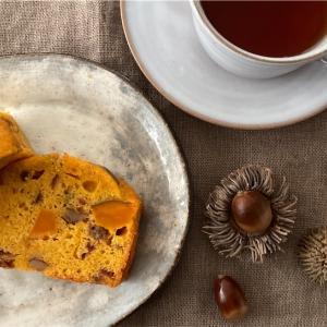 山とかぼちゃのスパイスケーキ