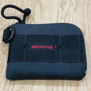 ブリーフィングのコンパクトな財布【約1年間の使用レビュー】