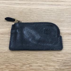 ミニ財布としても使えるイルビゾンテのキーケース【メンズ】