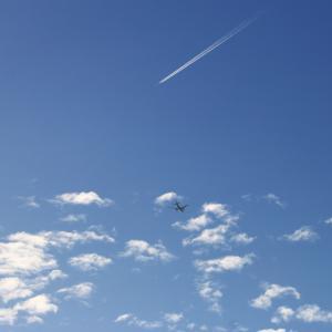 今日の雲 「北へ、西へ」
