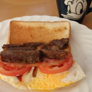 おうちでご飯 「朝食と昼食」