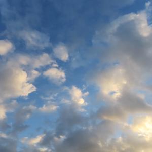 今日の雲 「2回目」