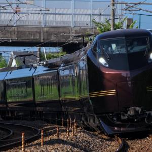 E655系常磐線にて仙台までの試運転