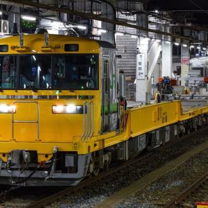キヤE195系 2年振りに常磐線へ入線