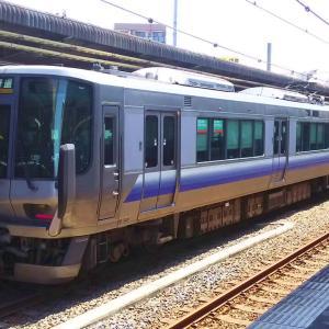 阪和線の希少車 223系2500番台3次車(オール3次車)