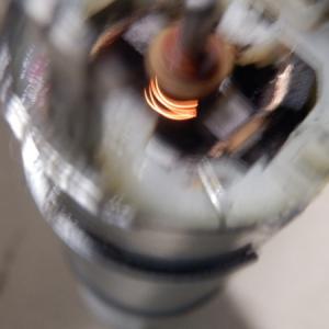 ダイソンの回転ブラシを再度分解する