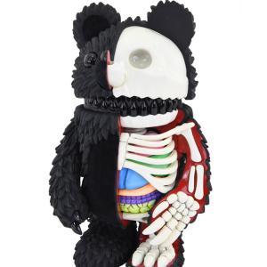 """【9/27抽選応募締め切り】Anatomical Muckey """"Charcoal Black""""(G.I.D)"""