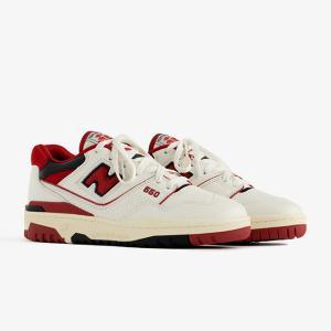 【10/16発売】Aime Leon Dore×New Balance 550 White Red