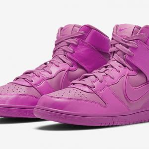 "【2/4発売】AMBUSH × NIKE DUNK HIGH ""PINK"""