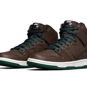 "【2/1発売】NIKE SB DUNK HIGH ""BAROQUE BROWN"""