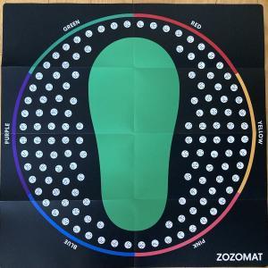 ZOZOMATで高精度の足型測定を体験!再現性はあるのか?そしておすすめランニングシューズは見つかるのか・・・