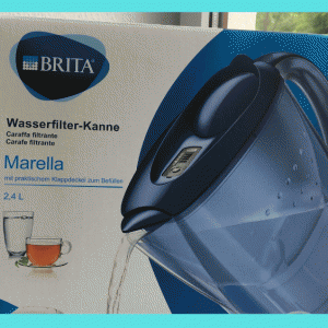 ブリタ(BRITA)を使ってドイツの水道水におさらばした 硬水対策