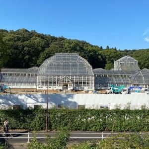 超巨大温室を建てる!?