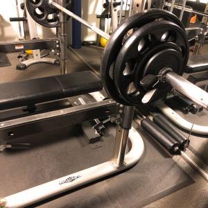 胸トレ!「スーパーセット」で実施。体重50キロ台のトレーニング日記。