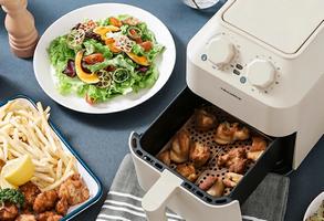 レコルトエアーオーブンRAO-1を使ってみた口コミは?使い方や電気代・レシピ・冷凍食品も!