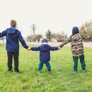 子供の生きる力を大切にしよう。