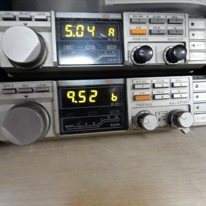 KENWOOD TM-211/TM-411マイク切替器