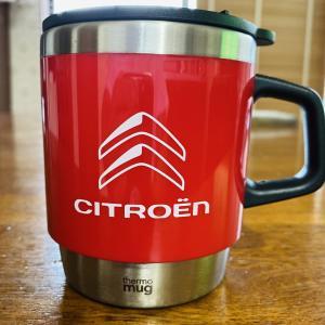 シトロエンのマグカップ