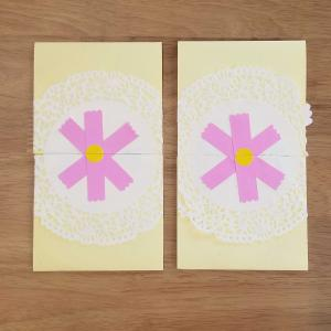 敬老の日のグリーティングカード