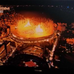TOKYOオリンピック始まりましたね