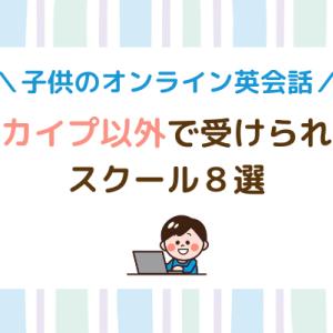 【子供のオンライン英会話】スカイプ以外で受けられるスクール8選!