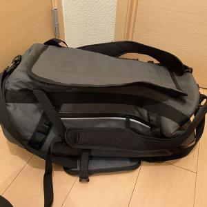 日本一周用のボストンバッグとリュックを買う。あと、デコライトも。