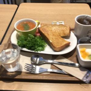 おはようございます(^^)朝ご飯