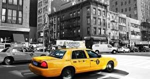 奇妙な話の中の、タクシー運転手の背筋が凍り付いたちょっと怖い話