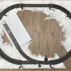 B3パネルサイズのレイアウト製作5