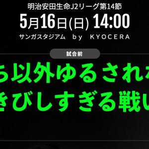 【京都サンガF.C.】2021年第14節水戸ホーリーホック戦【観戦前雑記】