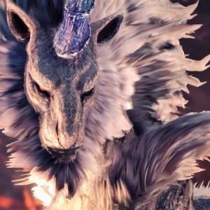 【79日目】キリンの角を狩る獣