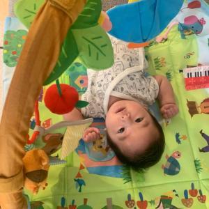 1m26d赤ちゃん訪問