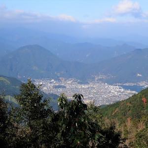 尾鷲トレイル 八鬼山と高峰山