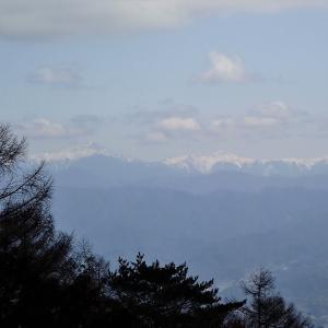 高鳥屋山 1398m