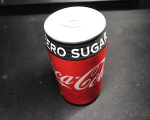 115 コカ・コーラ ゼロシュガーをゲット!