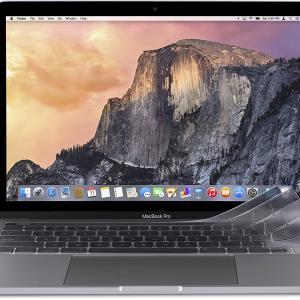 MacBookキーボードカバーの選び方やおすすめ4選を解説!