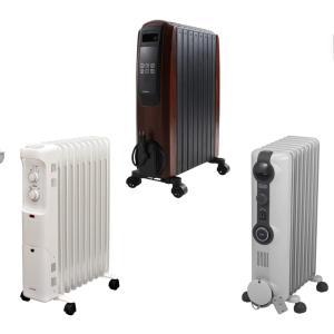 オイルヒーターの選び方とおすすめ5選!メリットや電気代についても解説!