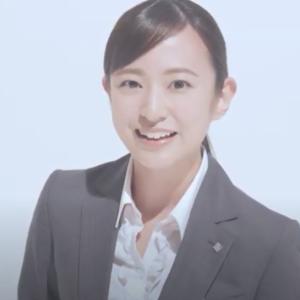 中国銀行CMの女性は誰?ちゅうぎんカードローンの女優【千田絵民さん】