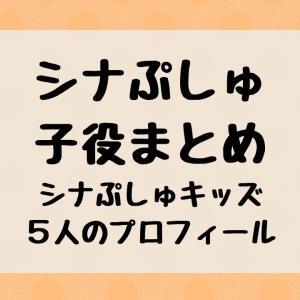 シナぷしゅ子役まとめ!女の子と男の子プロフィール,はじまるぷしゅ!